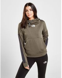 f0a0d1d92 The North Face Tech Light Overhead Hoodie in Green - Lyst