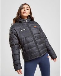 Ellesse - Reversible Padded Jacket - Lyst
