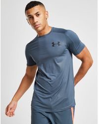 Under Armour Mk1 Embossed T-shirt - Blue