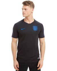 Nike - England Squad Training Shirt - Lyst