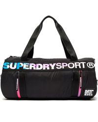 Superdry - Sport Barrel Bag - Lyst