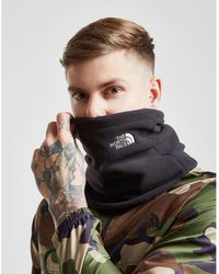 The North Face - Snood Fleece Scarf - Lyst