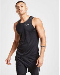 Nike - Dri-fit Miler Men's Running Tank - Lyst