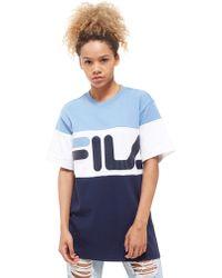 Fila | Colourblockt-shirt | Lyst