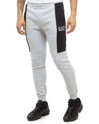 EA7 | Side Panel Pants | Lyst