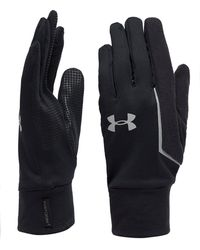 Under Armour - Nobreaks Armour Liner Gloves - Lyst