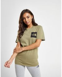The North Face - Box T-shirt - Lyst