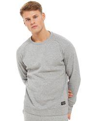 Björn Borg - Core Fleece Crew Sweatshirt - Lyst