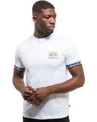 Ellesse - Maso Tape T-shirt - Lyst