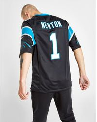 Nike Nfl Carolina Panthers Newton #1 Jersey - Blue