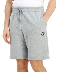Converse - Star Shorts - Lyst