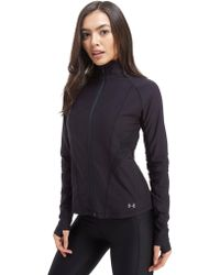 Under Armour - Balance Full Zip Track Top - Lyst