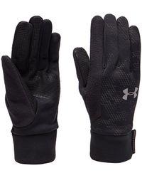 Under Armour - Nobreaks Coldgear Infrared Liner Gloves - Lyst