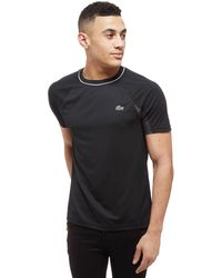 Lacoste - Djokovic Poly Back Panel T-shirt - Lyst