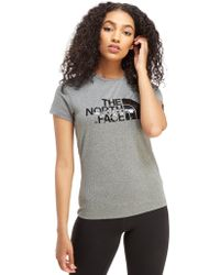 The North Face - Tanken Logo T-shirt - Lyst