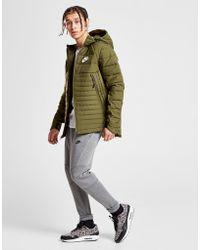 Nike - Synthetic Fill Hybrid Jacket - Lyst
