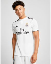 adidas - Real Madrid 2018/19 Home Shirt - Lyst