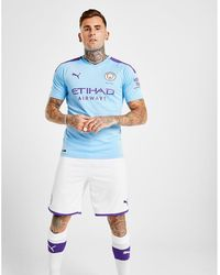 PUMA - Manchester City Fc 2019/20 Home Shorts - Lyst