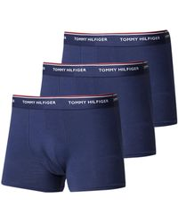 Tommy Hilfiger - 3 Pack Tommy Trunks - Lyst
