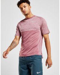 Nike - Dry Medalist Short Sleeve T-shirt - Lyst