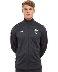 Under Armour - Wales Ru Track Jacket - Lyst