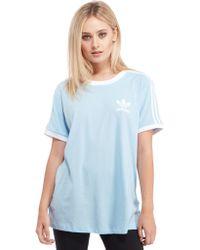 adidas Originals - California T-shirt - Lyst