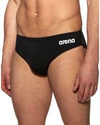 Arena - Solid Swim Briefs - Lyst