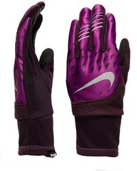 Nike | Therma-fit Running Gloves | Lyst