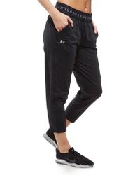 Under Armour - Crop Trousers - Lyst