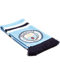 47 Brand - Manchester City Fc Scarf - Lyst
