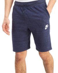 Nike - Advance Knit Shorts - Lyst
