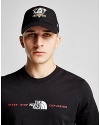 47 Brand - Nhl Anaheim Ducks Mvp Cap - Lyst