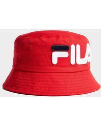 Fila - Beefie Bucket Hat - Lyst