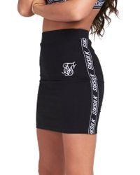 SIKSILK - Tape Skirt - Lyst