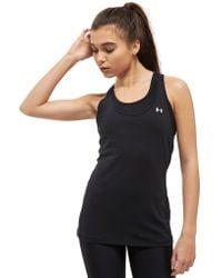 Under Armour - Racer Tank Top - Lyst
