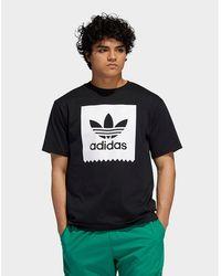 adidas Originals Synthetic Adidas Skateboarding Football T