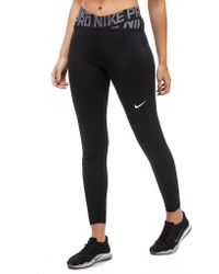 Nike - Pro Cross Over Training Tights - Lyst