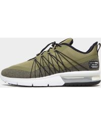 Nike Air Presto Low Utility in Green for Men - Lyst d12022363