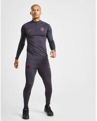 d7ac6cfd0f8 Nike X Paris Saint Germain Wings Joggers in Black for Men - Lyst