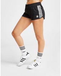 adidas Originals - Stripe Football Shorts - Lyst
