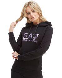 EA7 - Overhead Hoodie - Lyst