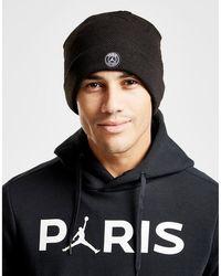 Nike - X Paris Saint Germain Beanie Hat - Lyst 70a313cab422