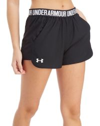 Under Armour - Play Up Shorts - Lyst