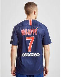 01894bd77cfa5 Nike 2018 19 Paris Saint-germain Stadium Home Men s Football Shirt ...