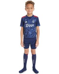 adidas - Ajax 2017/18 Away Kit Children - Lyst