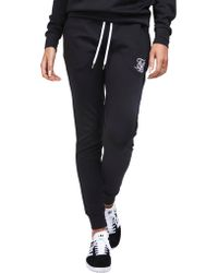 SIKSILK - Poly Trousers - Lyst