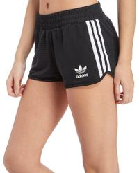 adidas Originals - Mesh Shorts - Lyst