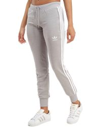 adidas Originals - 3 Stripe Track Trousers - Lyst