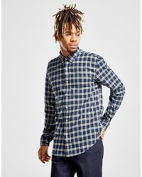 Barbour - Dean Long Sleeve Checked Shirt - Lyst