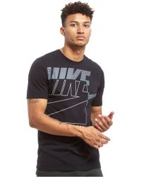 Nike - Futura Outline T-shirt - Lyst